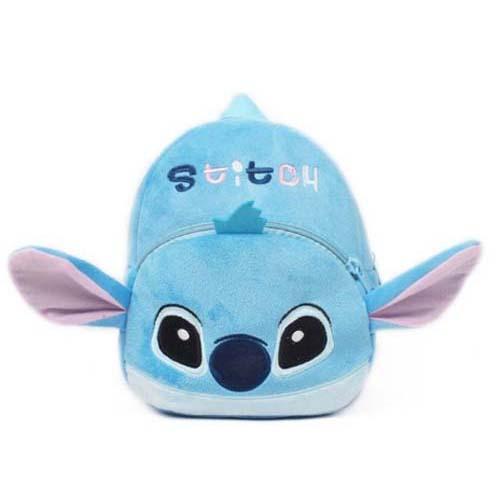 Mochila Infantil Stitch Suave