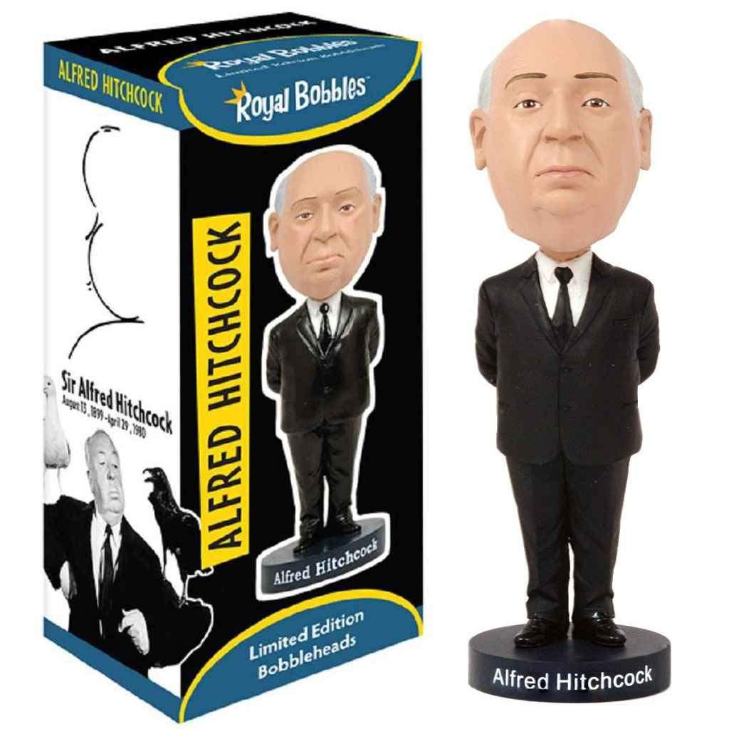 Figura Alfred Hitchcock