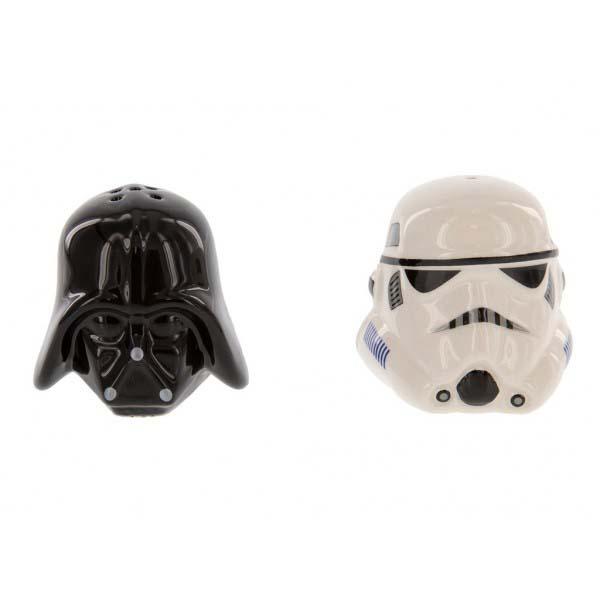 Star Wars Salero Y Pimentero
