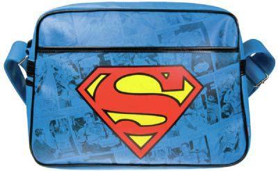 Bolso Bandolera Superman