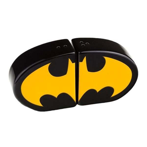 Batman Salero Y Pimentero Batseñal