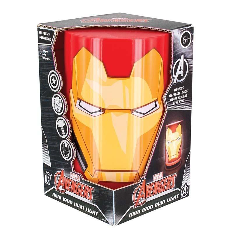 Lampara Mini Iron Man