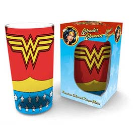 Wonder Woman Vaso Largo