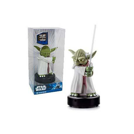 Protector Usb Star Wars Yoda Con Sonido