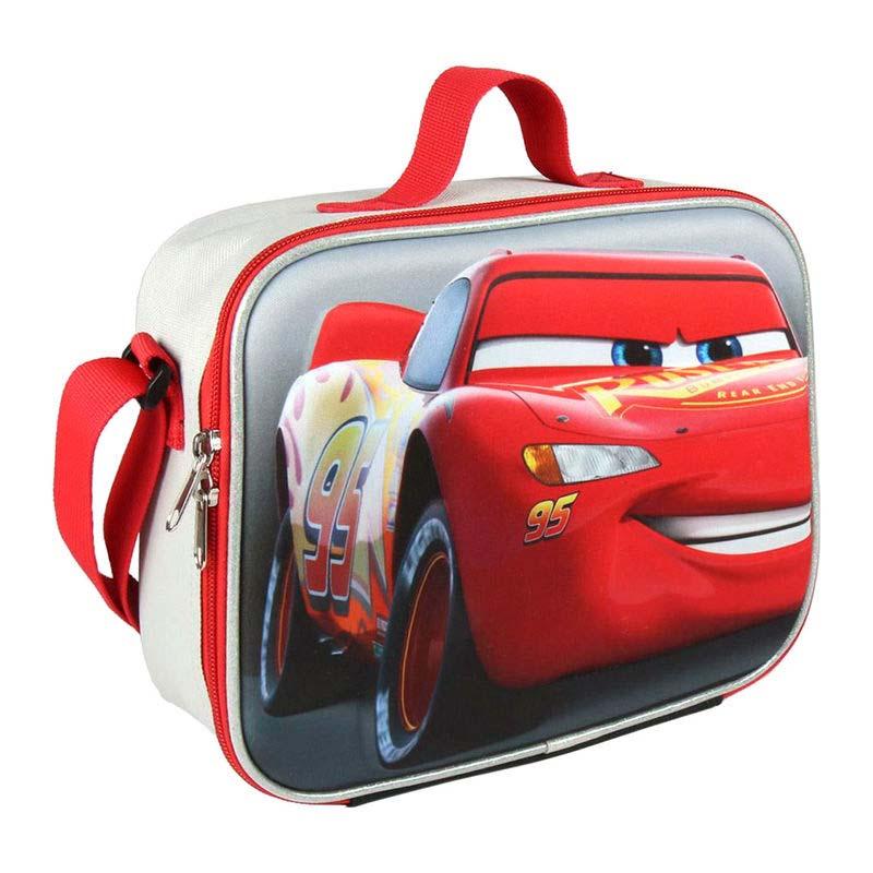 Portameriendas Térmico 3D Cars