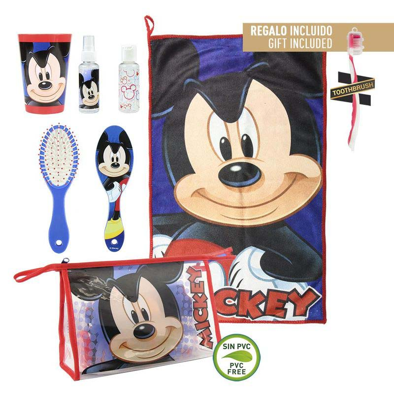 Neceser Mickey Mouse Aseo Personal
