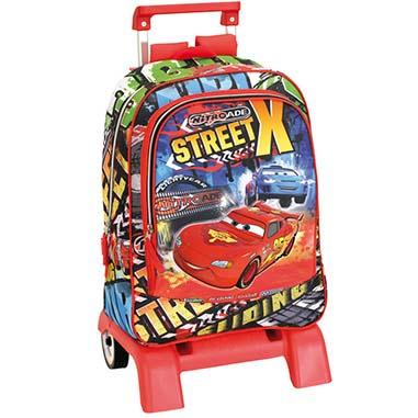 Mochila Trolley Cars