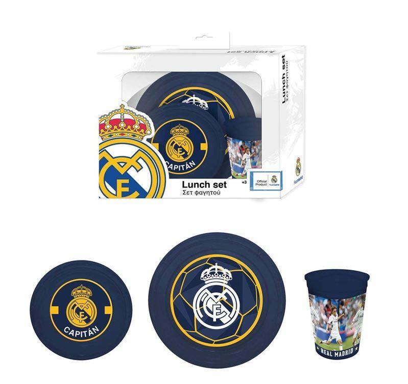 Set Desayuno Real Madrid