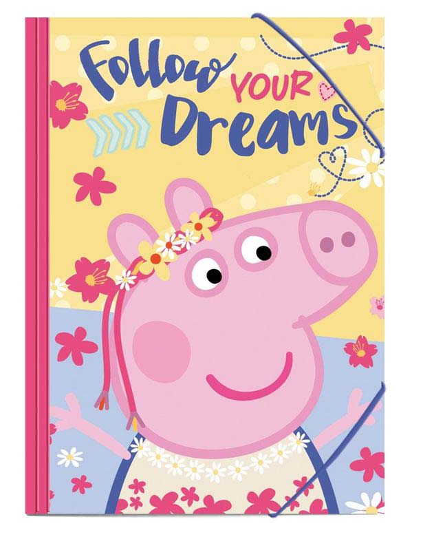 Carpeta Peppa Pig