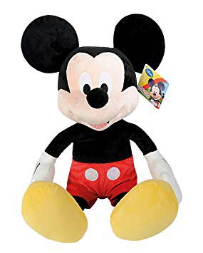 Peluche Mickey Mouse 80 Cm