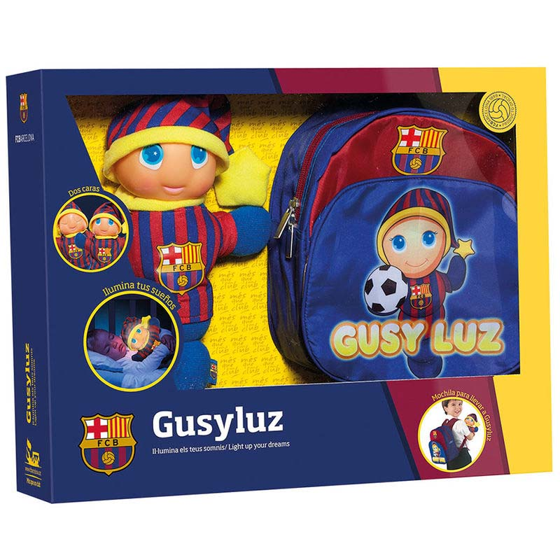 Pack Barcelona Gusy Luz