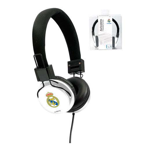 Auriculares Real Madrid