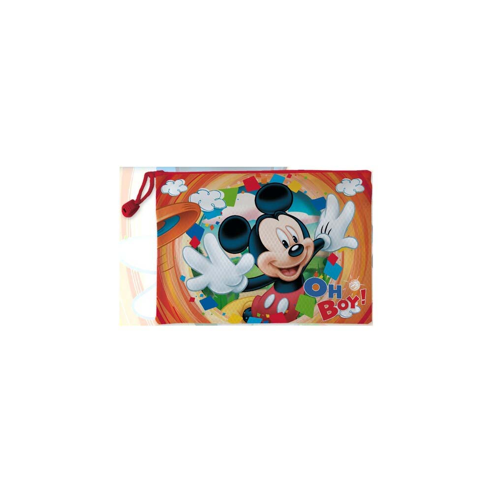Neceser 30X21Cm Mickey Mouse