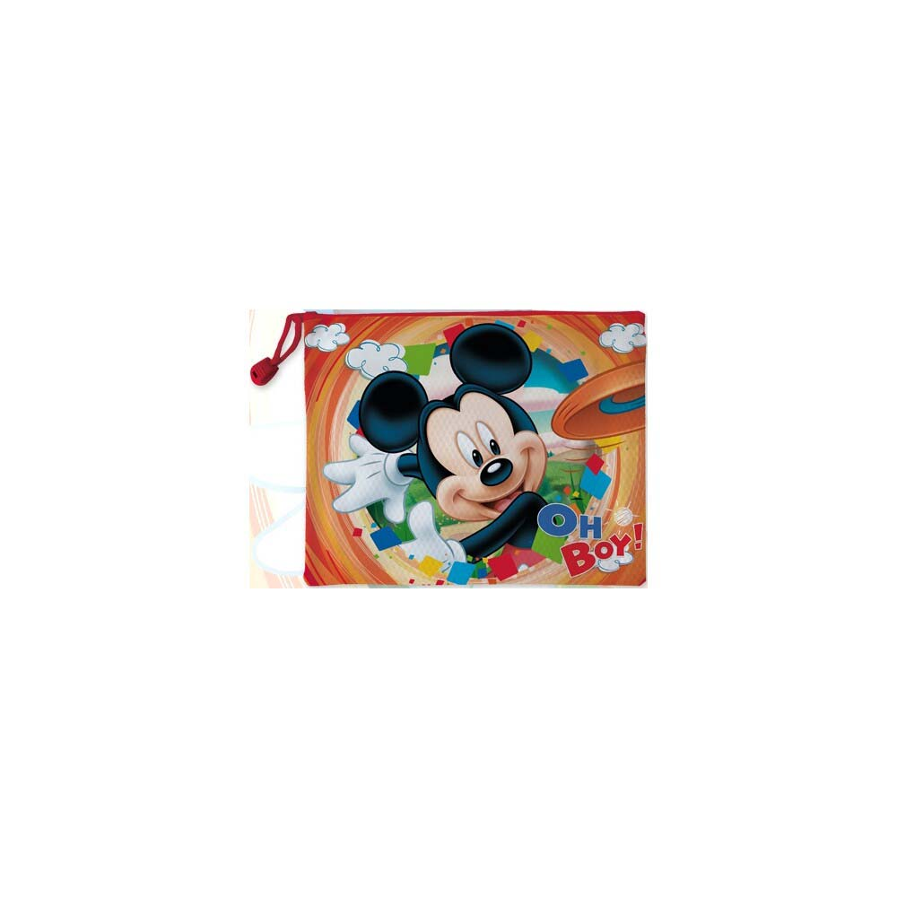 Neceser 24X18Cm Mickey Mouse