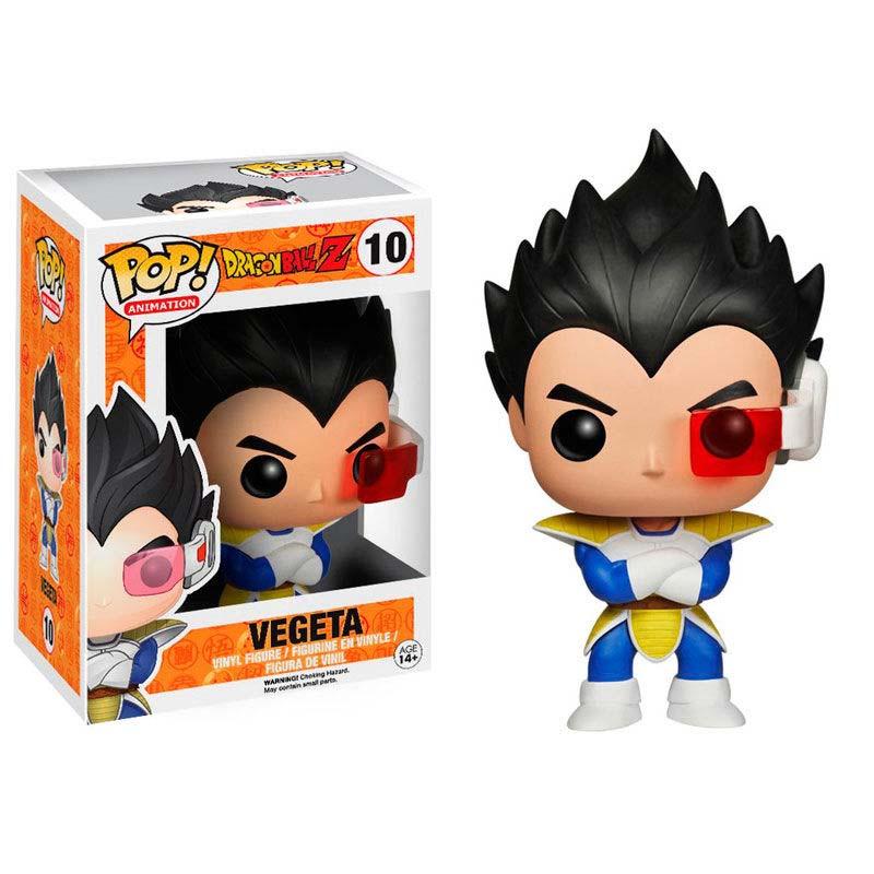 Funko Pop Dragon Ball Z 10 Vegeta