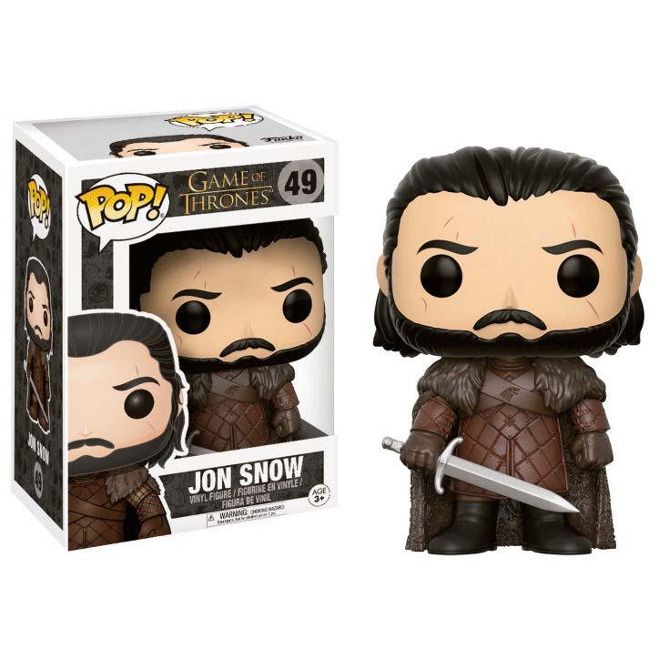 Funko Pop Juego De Tronos 49 Jon Snow