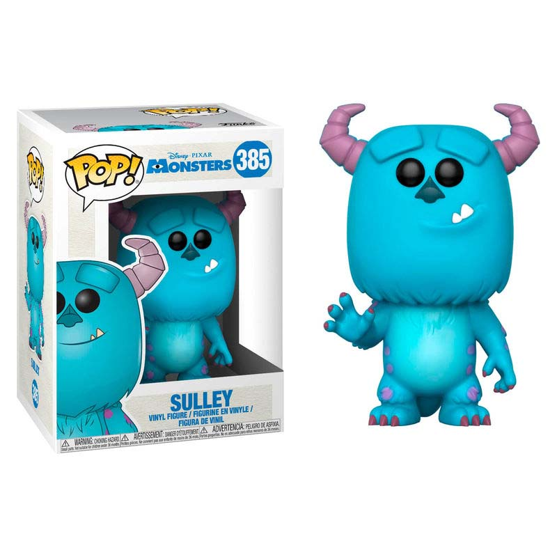 Funko Pop Disney Monsters 385 Sulley