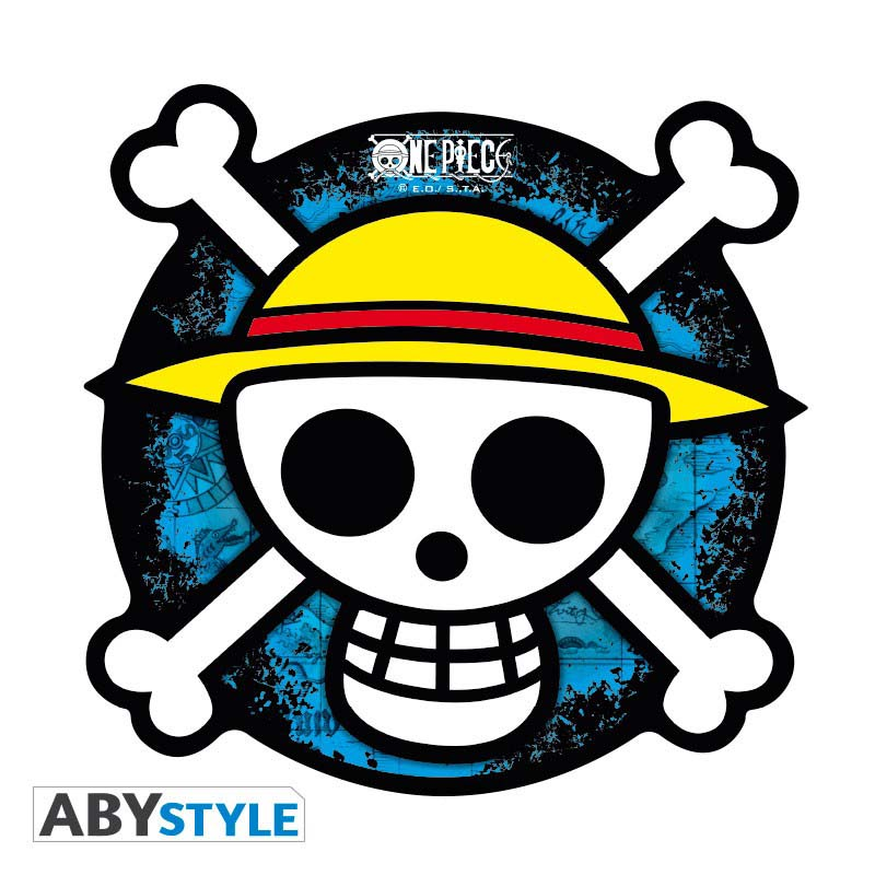 Alfombrilla One Piece Logo