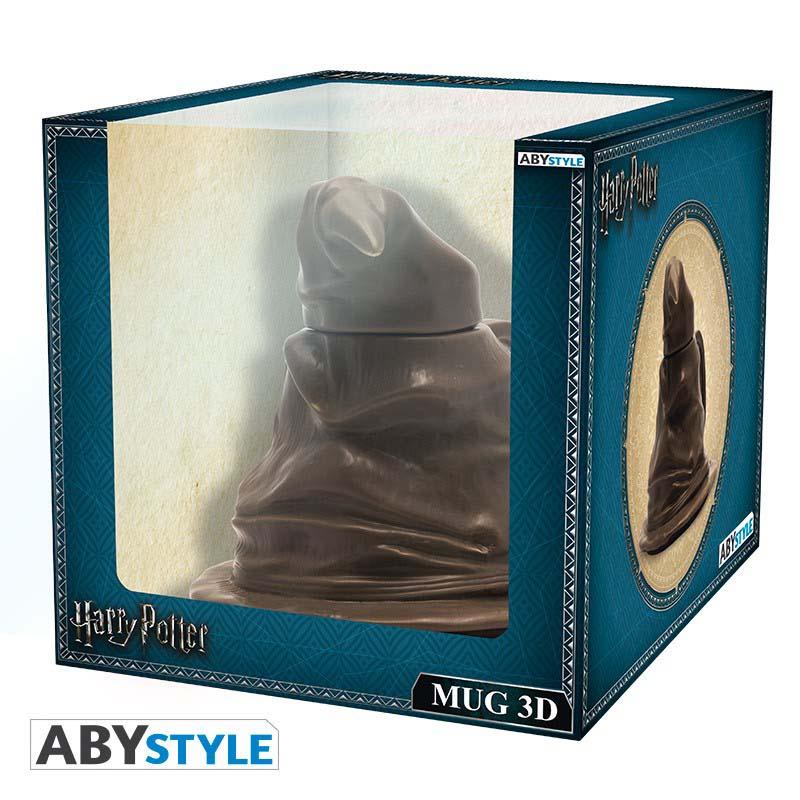Taza 3D Harry Potter Sombrero