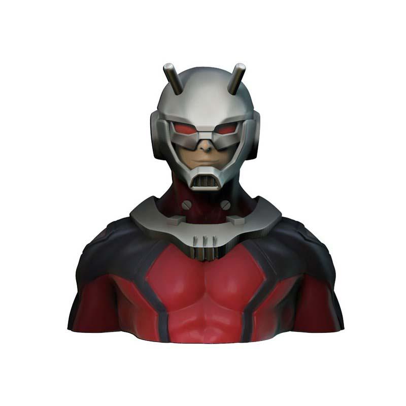 Hucha Busto Marvel Antman