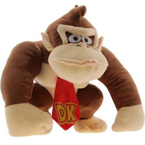 Peluche Donkey Kong Nintendo