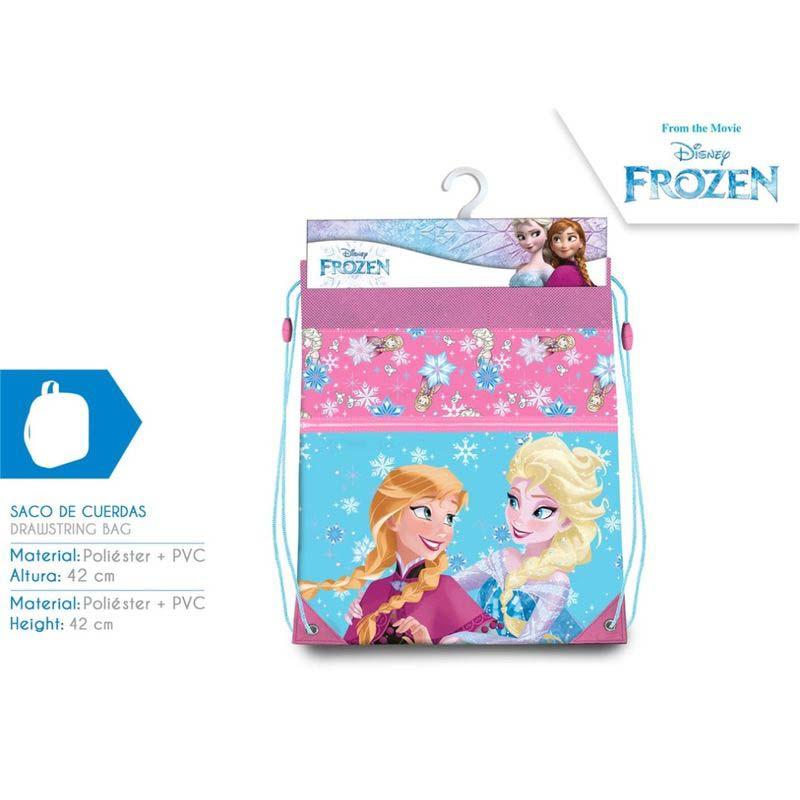 Saco Infantil Frozen Disney