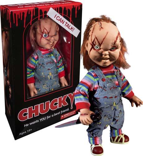 Figura Chucky Mezco Toys