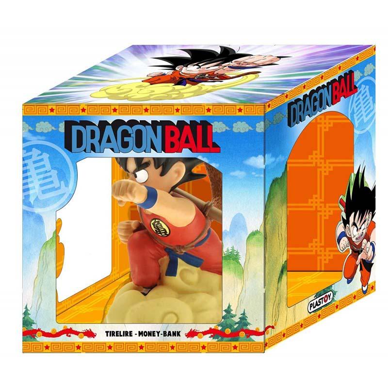 Figura Dragon Ball Goku En Nube Hucha