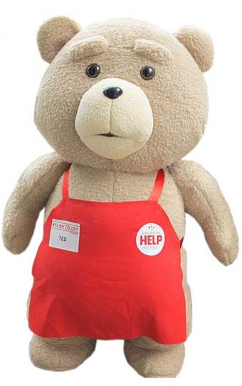Peluche Oso Ted