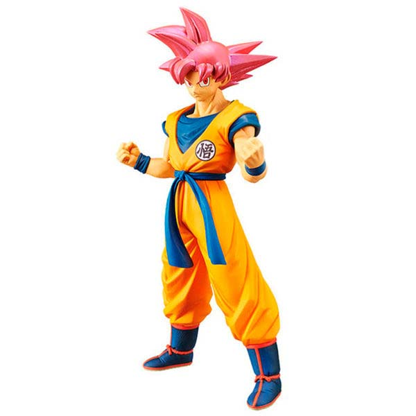 Figura Dragon Ball Super Movie Cyokoku Buyuden Super Saiyan God Son Gou