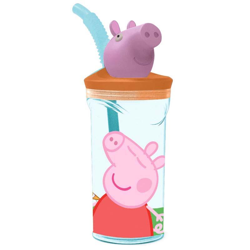 Vaso 3D Peppa Pig