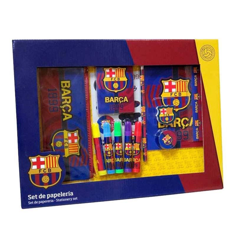 Set Papeleria Futbol Club Barcelona