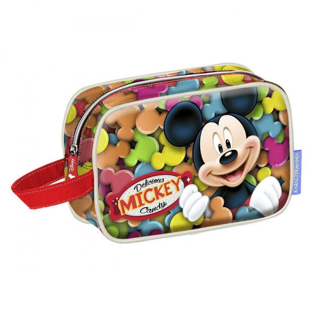Neceser Mickey Mouse Delicious