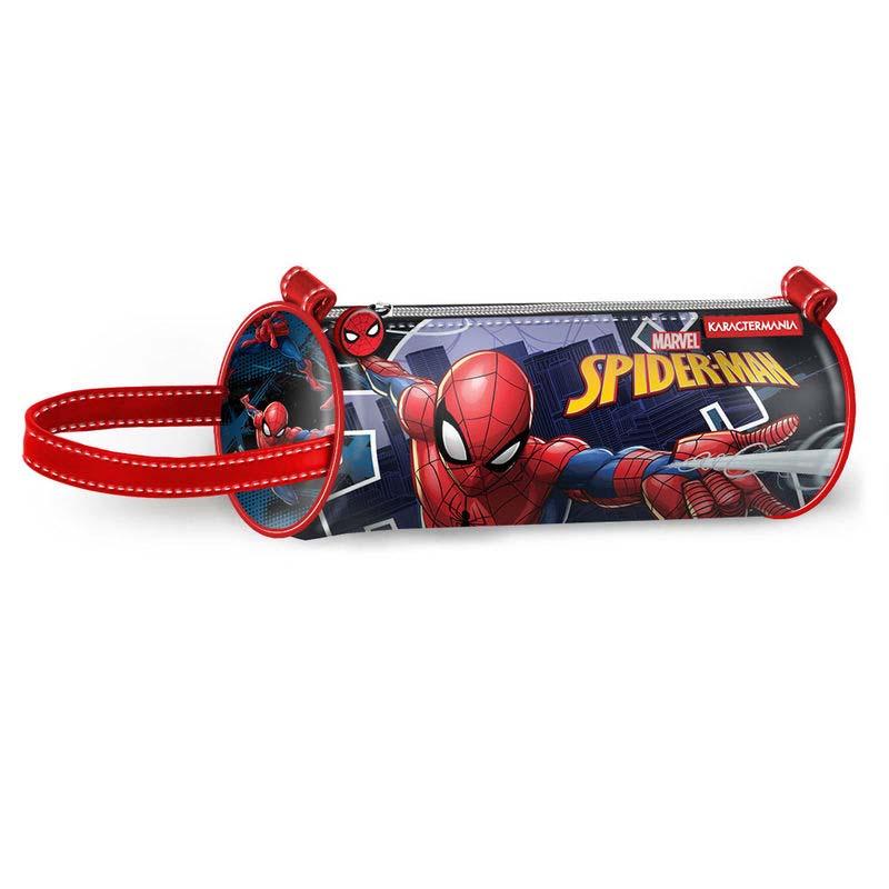 Portatodo Redondo Spiderman