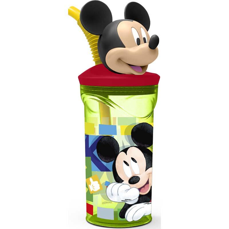 Vaso 3D Mickey Mouse Verde Disney
