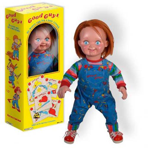 Chucky Escala Real