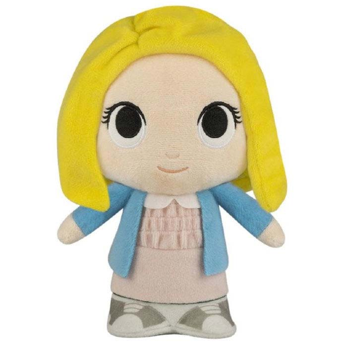 Peluche Stranger Things Eleven Wig