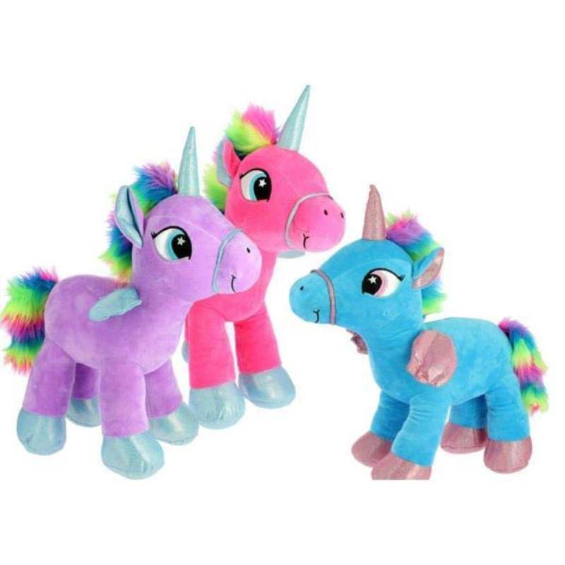 Unicornio Peluche Multicolor