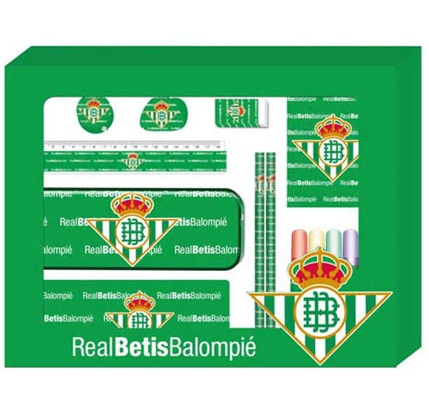 Set Papeleria Betis