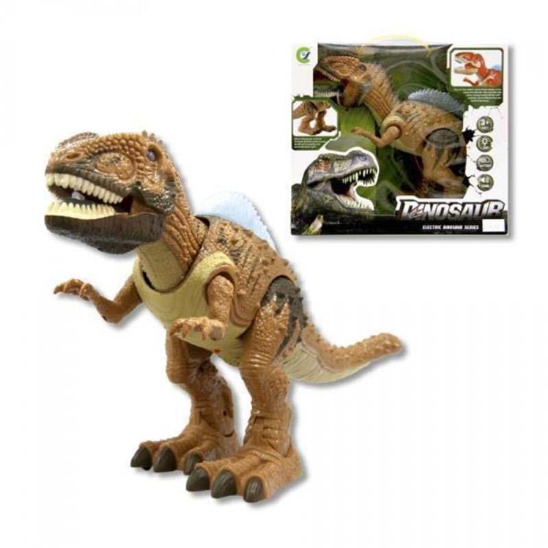 Dinosaurio Con Luz Y Sonido Fentoys