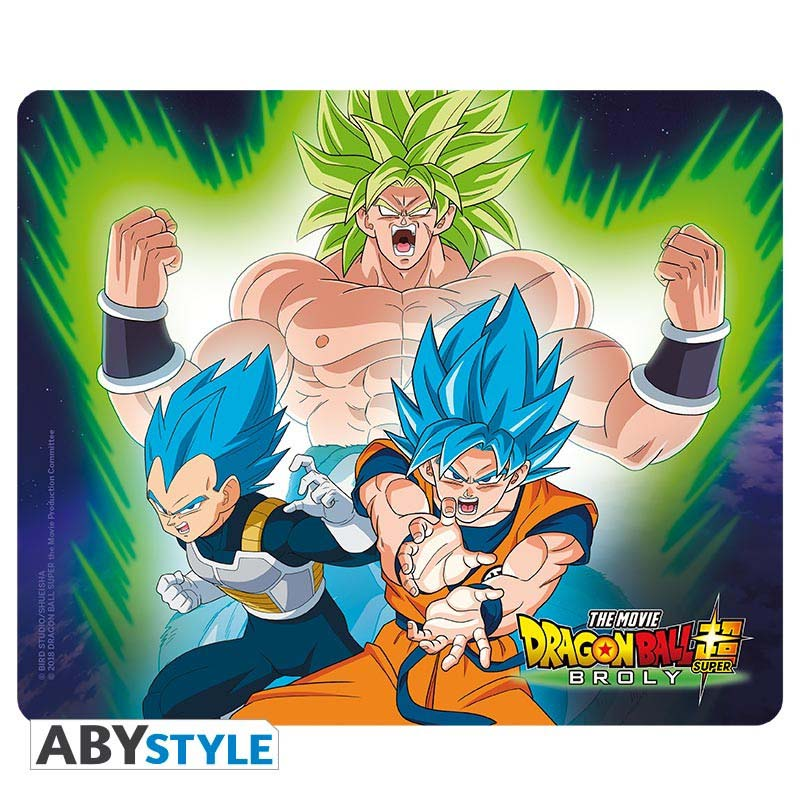 Alfombrilla Dragon Ball Broly