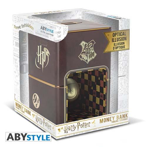 Hucha Magica Banco De Dinero Harry Potter