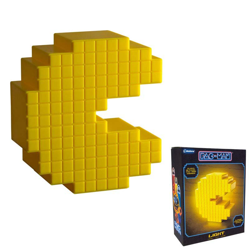 Lampara Pacman Pixelated