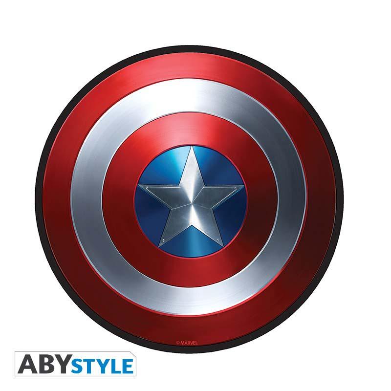 Alfombrilla Escudo Capitan America