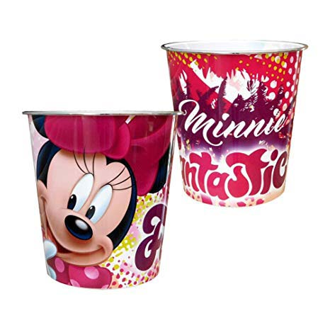 Papelera Minnie Mouse