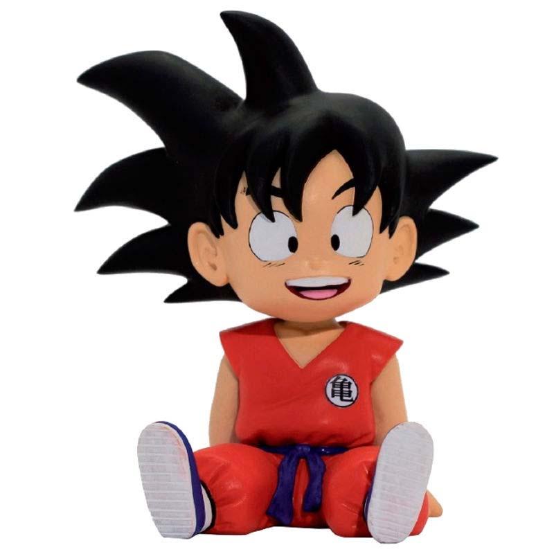 Figura Hucha Chibi Son Goku Dragon Ball