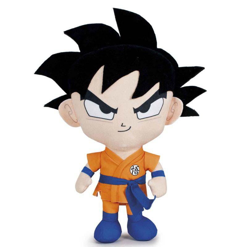 Peluche Goku Black Dragon Ball 24 Cm
