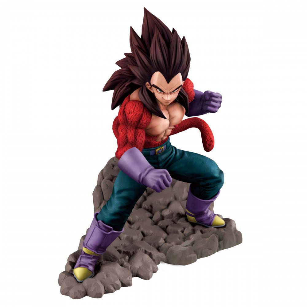 Figura Dragon Ball Gt Super Saiyan 4 Vegeta