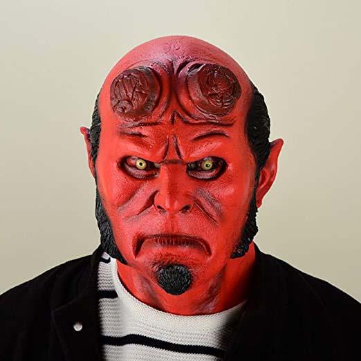 Mascara De Cine Hellboy