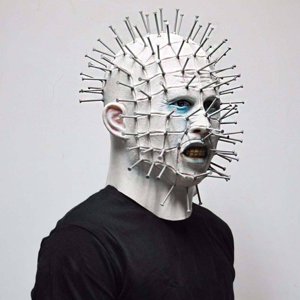 Mascara De Cine Hellraiser Pinhead